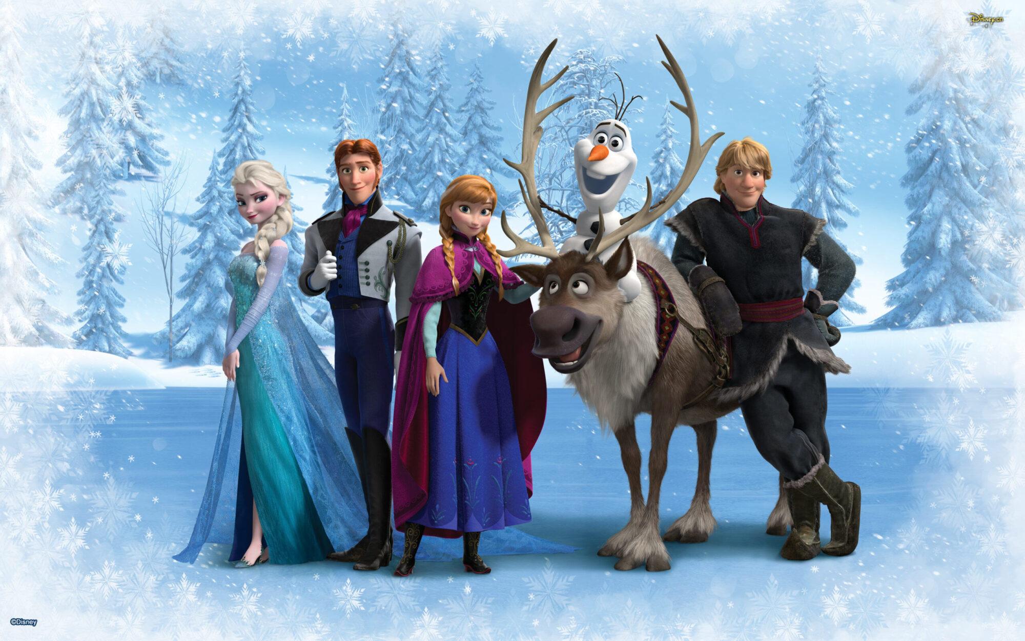 Regalos de Frozen para fans de las películas